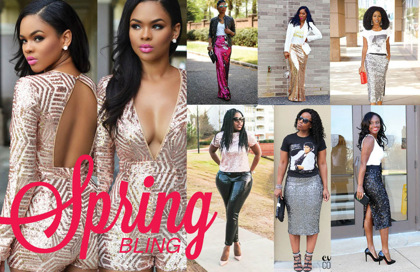 Spring Sequins Collage resized