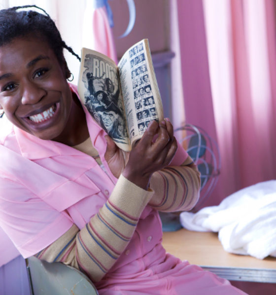 Uzo Aduba and Cicely Tyson to Star in 'Showing Roots'