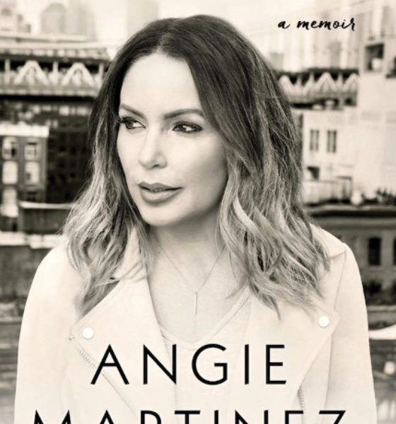 My Voice: A Memoir by Angie Martinez