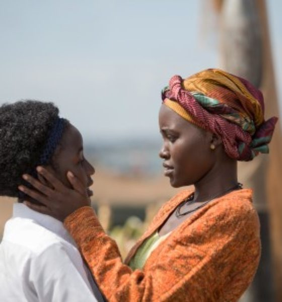 Lupita Nyong'o to Star in Queen of Katwe