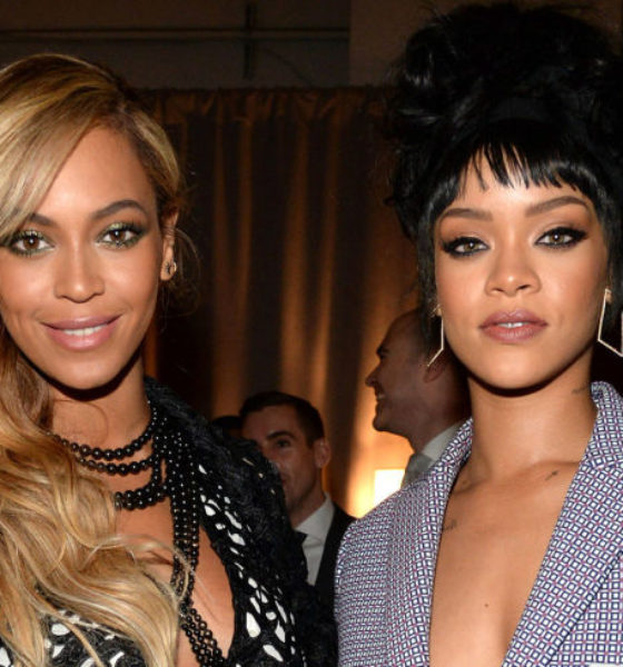 Girl power: Beyonce and Rihanna have been a steady force for women their entire careers