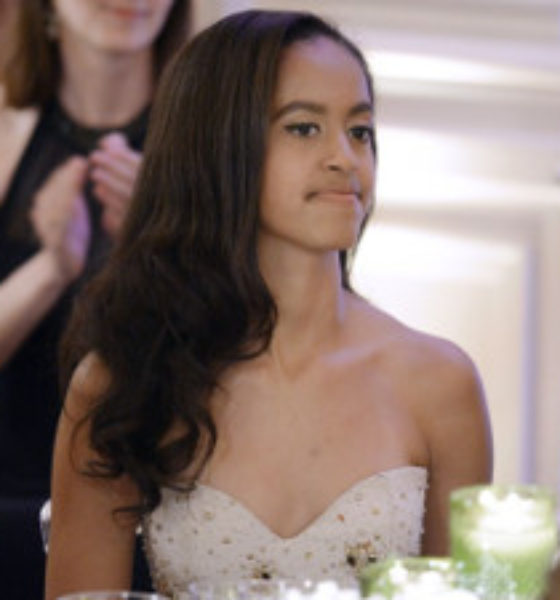 Malia Obama is all Grown up and College Bound