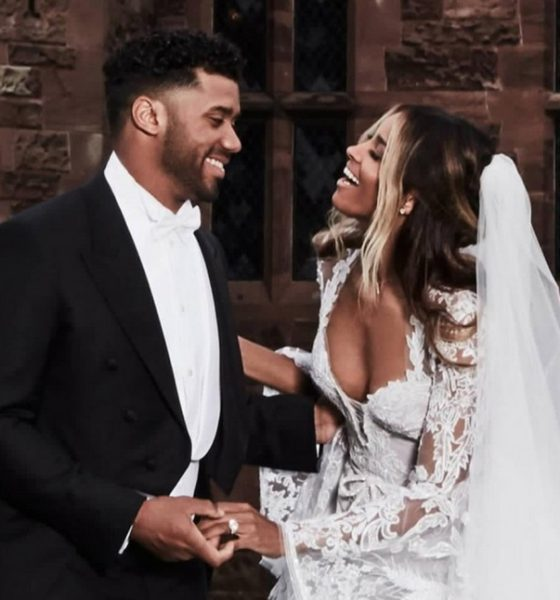 Ciara's Fairy Tale Wedding to Russell Wilson