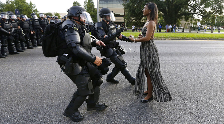Photo: Jonathan Bachman / Reuters