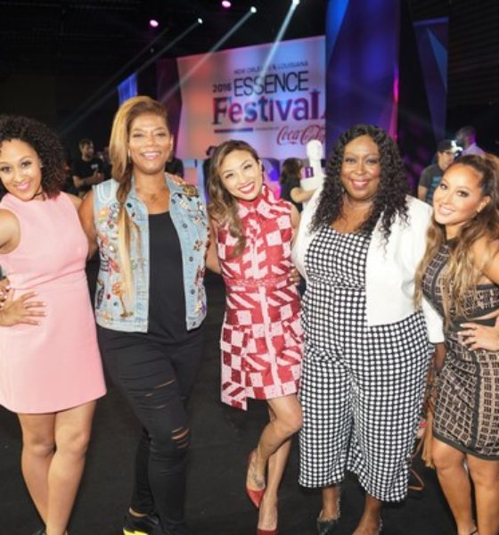The 2016 Essence Festival