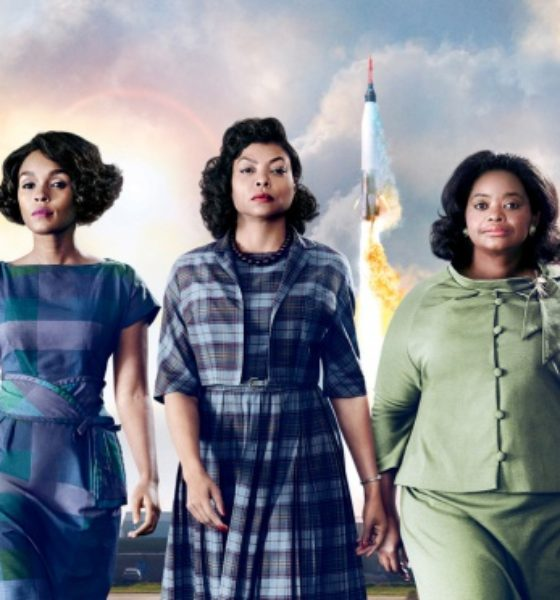 'Hidden Figures' Official Trailer Inspires and Empowers!