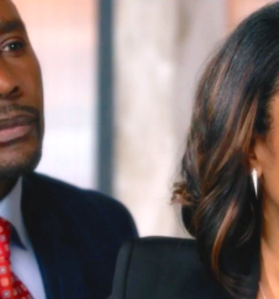 Morris Chestnut and Regina Hall Star in Upcoming Thriller 'When the Bough Breaks'