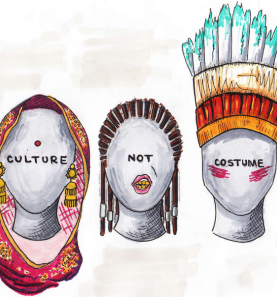 Cultural Appropriation On Halloween What's Really Scary