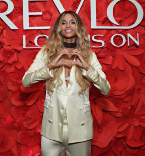 Ciara is Named as Revlon's New Ambassador