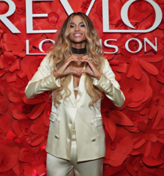 Ciara is Named as Revlon's New Ambassador