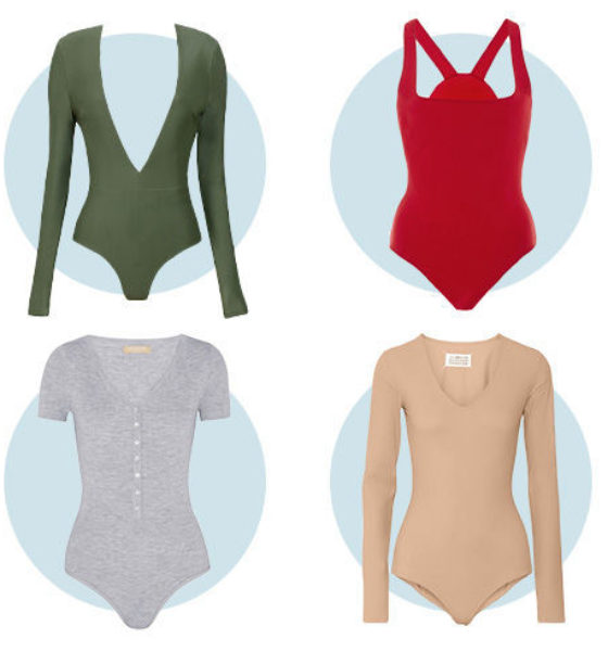 Fashion Alert: Fall Into A Bodysuit