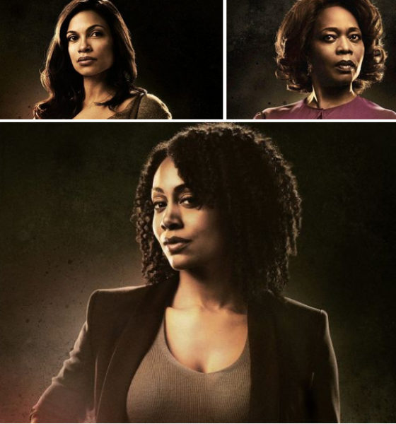 The Dynamic Women of Color in Marvel's 'Luke Cage'