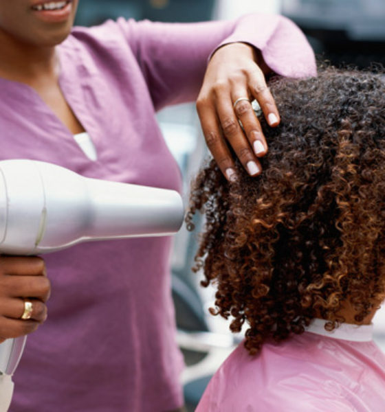 Natural Hair and Salons:  Tips, Advice, and Both Sides of the Mirror