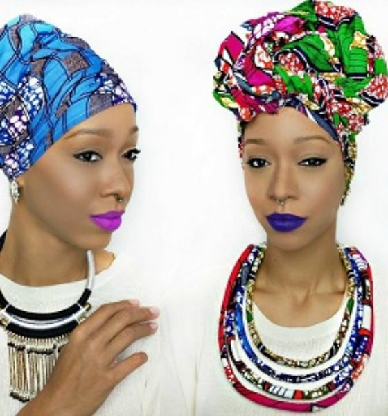 Crown Theory:  Headwrap Styles & Tips