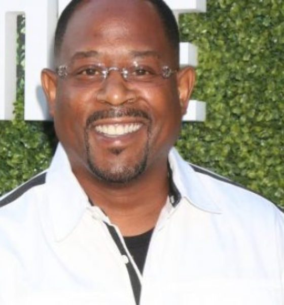 Martin Lawrence is Newly Engaged!