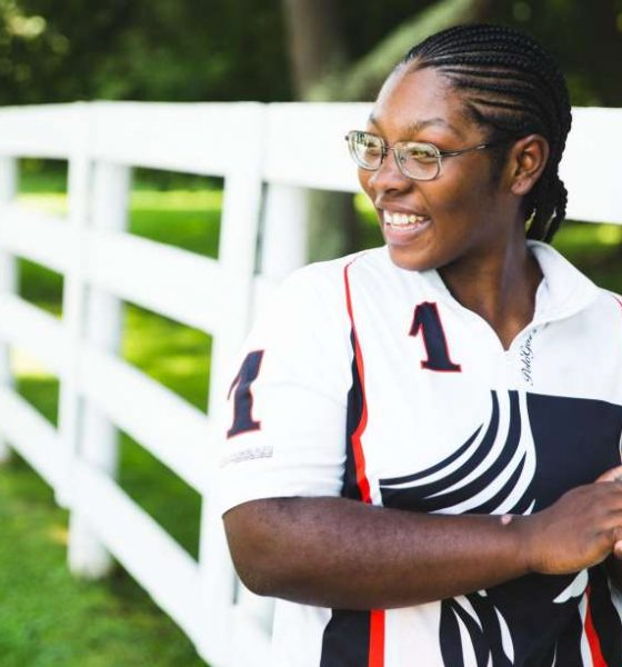 Shariah Harris: The 1st Black Woman to make Polo history