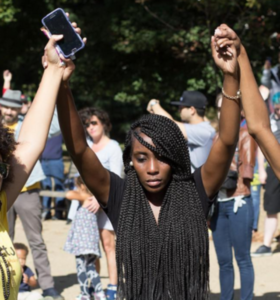 Inspiring Moments from the March for Black Women