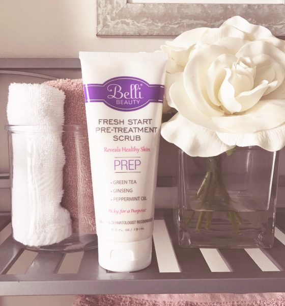 Editor's Pick: Belli Beauty's Fresh Start Pre-Treatment Scrub