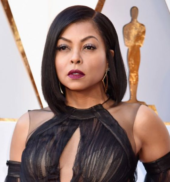 "Beauty Alert: Taraji P. Henson's MUA Shares Full ""How-to"" for Oscars Glam"