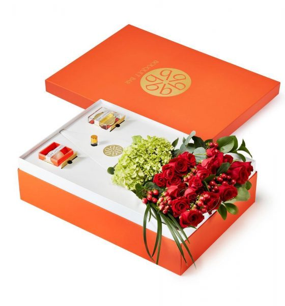 Editor's Pick: Bouquet Bar Luxury Gift Box for Mother's Day