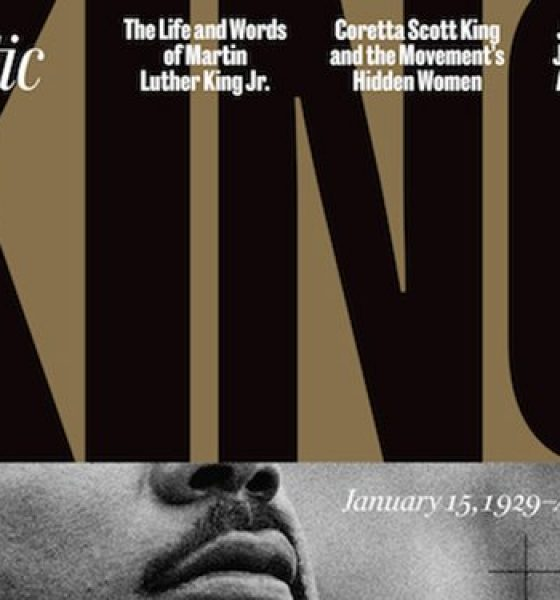 The Atlantic Magazine Commemorates the Life and Works of Martin Luther King Jr.