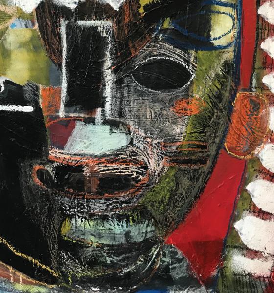 Richard Beavers Gallery Presents New Exhibit: God is Trans