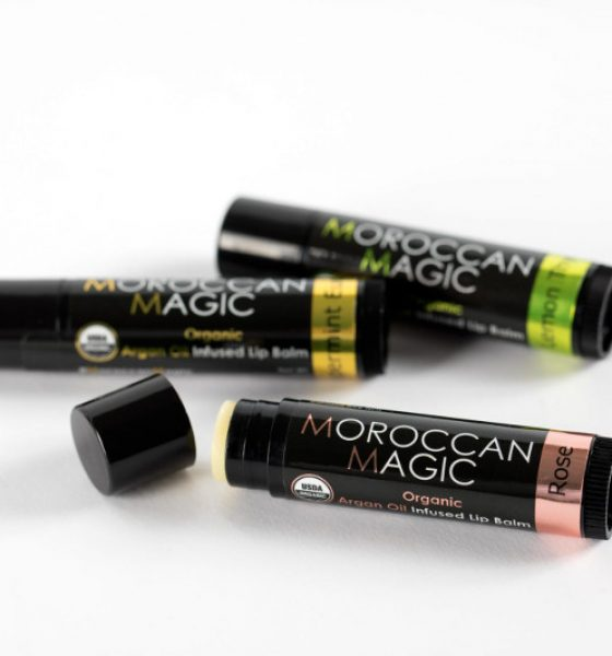 Editor's Pick:  Moroccan Magic Lip Balm