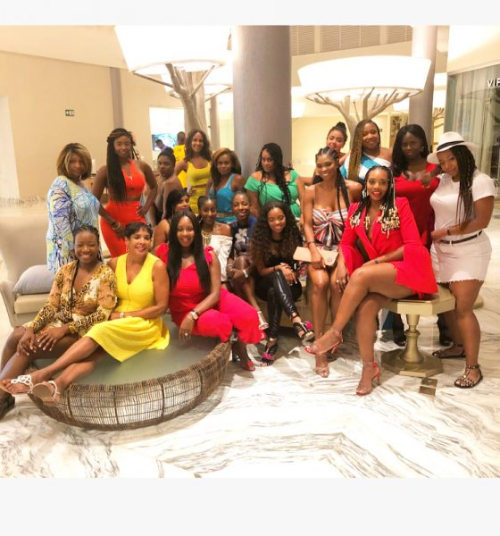 Yandy Smith and Jennifer Williams Plus Others Spread Sisterhood & Empowerment at Support Your Girlfriends Weekend Getaway