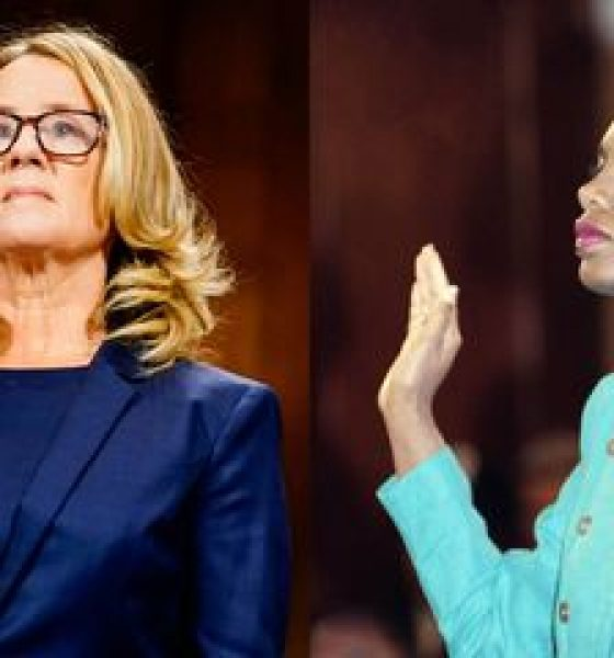 Will the committee make the same mistake twice? The undeniable similarities between Anita Hill and Christine Blasey Ford